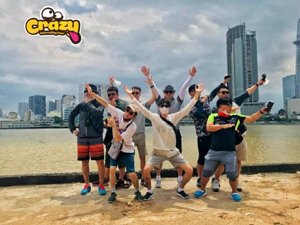 SAIGON CITY TOUR - SAIGON DESIGNED TOUR