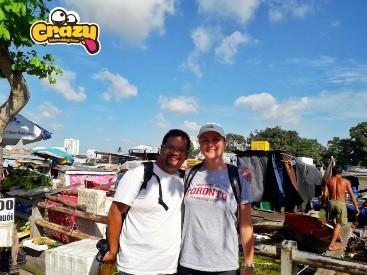 SAIGON CITY TOUR – AFTERNOON SLUM AND LOCAL SIGHTSEEING MOTORBIKE TOUR
