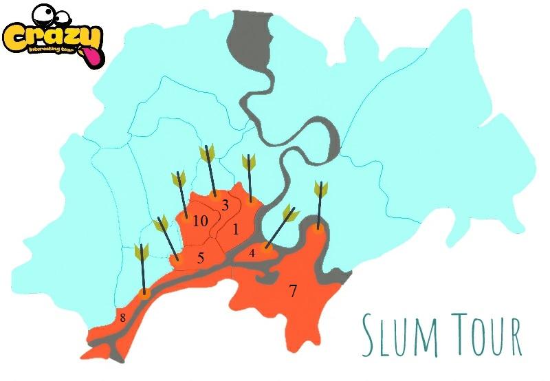 Saigon Slum Tour